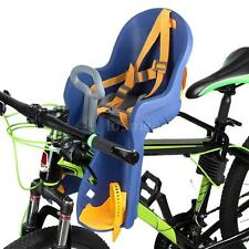 Bicycle Cycling MTB Kids Child Front Baby Seat Bike Carrier with Handrail G0J7