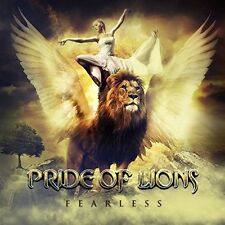 Fearless - Pride Of Lions (2017, CD NEUF)