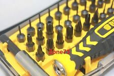 32 in 1 Screwdriver Tool Cell Phone Torx Set T2 T3 T4 T5 T6 T7 T8 T9 T10 Y1 U4