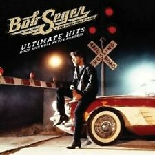"BOB SEGER ""ULTIMATE HITS: ROCK AND ROLL NEVER FORGETS"" CD 2 NEU"
