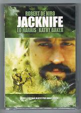 JACKNIFE - ROBERT DE NIRO - ED HARRIS - STEPHEN METCALFE - DVD NEUF NEW