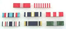 US Pre-Civil War Campaign Medal Ribbons, Battle Streamer