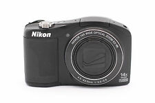 Nikon COOLPIX L610 16.0MP Digital Camera - Black
