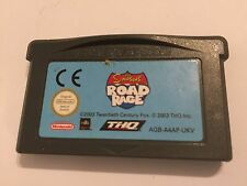 NINTENDO GAME BOY GAMEBOY ADVANCE GBA NGBA GAME CARTRIDGE THE SIMPSONS ROAD RAGE