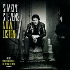 Shakin Stevens Now Listen CD - NEW & SEALED