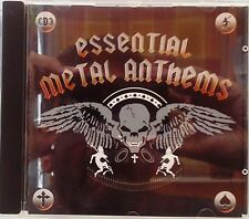 Various Artists - Essential Metal Anthems Disc 3 (CD 2006) Rare Metal Tracks