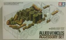 Tamiya 1/35 scale Allied vehicles accessory set