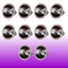 10x EFP 12V/100W GX 5,3 Halogenlampe 500h Long-Life Scanner Moving Lichteffekt