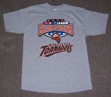 Worcester Tornadoes 2005 CAN-AM League Champions T-Shirt men's size-Large