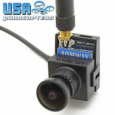 Aomway 700TVL CMOS HD Camera Built-In 200mW 5.8G Transmitter NTSC USA Shipping