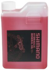 Shimano Disc Brake Hydraulic Shimano Disk Brake Fluid Mineral Oil 1Liter Bottle