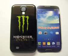 1 NEW ENERGY DRINK CASE FOR SAMSUNG GALAXY S4/i9500 CELL PHONE RIGID PLASTIC