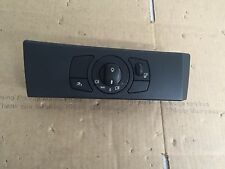 BMW OEM E60 M5 ///M HEADLIGHT HEADS UP HUD SWITCH LIGHT ELELMENT BLACK TRIM