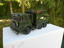 VEHICULE MILITAIRE A.SMITH A. MODELS FTF 6X4 RECOVERY OCCASION