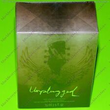 BON JOVI Unplugged Him by AVON 75mL 2.5oz Eau de Toilette ~New Sealed~ FREE SHIP