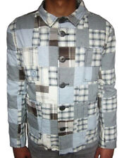 Elvis Jesus Men's Greenland shirt/jacket Checked (EJTP020)