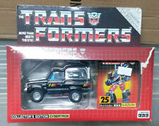 Transformers G1 - Reissue Collectors Edition - TRAILBREAKER
