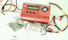 THUNDER POWER LI-POLYMER BATTERY CHARGER / DISCHARGER TP-1010C & BALANCER TP210V