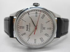 hmt jubilee hand winding men mechanical vintage india made watch run condition0