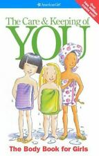 "Care & Keeping of You: Body Book for Girls: American Girl Library ""BRAND NEW PB"""