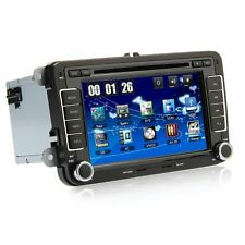 Camera+for VW Golf 5 6 MK5 Passat CC EOS Car DVD Player Radio GPS Navi BT Stereo