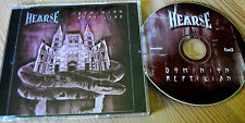 "HEARSE ""Dominion Reptilian"" (ARCH ENEMY) Promo-CD, Melodic Death, neuwertig"