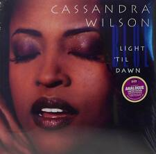 CASSANDRA WILSON - PURE PLEASURE - BST-81357 - BLUE LIGHT TIL DAWN - 2LP