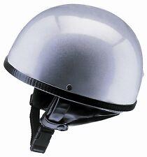 Helm  Redbike RB-500 Halbschalenhelm silber Gr. XXL