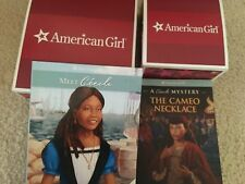 American Girl Doll Cecile's Accessories And Parlor Outfit 2 SETS 2 BOOKS NIB New