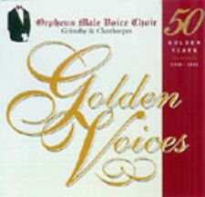 ORPHEUS MALE VOICE CHOIR GRIMSBY & CLEETHORPES GOLDEN VOICES CD