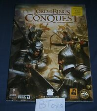 Lord of the Rings Conquest Official Strategy Guide PC PS3 360 - Prima Games