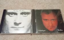 Phil Collins - No Jacket Required + Face Value West Germany Target 01 Matrix CD