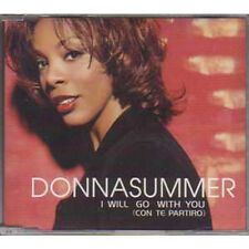 MAXI CD Donna SUMMER I will go on with you 4 Tracks jewel case