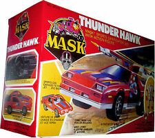 M.A.S.K. MASK Kenner - Thunder Hawk Vintage 1985 - Collectible MISB New! AFA IT!