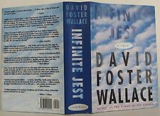 DAVID FOSTER WALLACE Infinite Jest: A Novel SIGNED FIRST EDITION