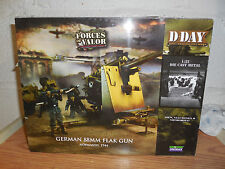 Force of Valor 1/32 80234; MAR547 GERMAN 88 FLACK GUN NORMANDY, 1944