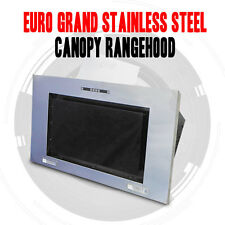 EURO GRAND CANOPY RANGE HOOD ALFRESCO  RANGEHOOD