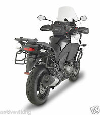 GIVI PLR4113 Kawasaki VERSYS 1000 2015 rapid release PANNIER RACK new IN STOCK