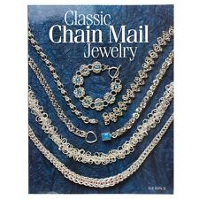 CLASSIC Catena Mail Jewelry Making BOOK | Un tesoro di Weave (D18 / 3)