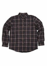 MATIX Thatcher Flannel Shirt (XL) Black