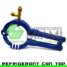 A/C R134a/R12 Refrigerant & Oil Charge Can Tap Valve Tool