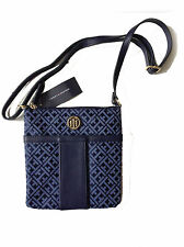 Tommy Hilfiger Women`s Genuine Small Crossbody Bags Messanger Navy  New