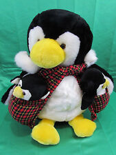 PENELOPE PENGUIN Christmas Plush 1992 Mervyn's New with Tag