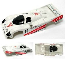1990 TYCO Slot Car BODY PORSCHE 962 KENWOOD RARE X-19 !