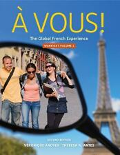 A Vous! Vol. 1 by Theresa A. Antes and Véronique Anover (2011, Paperback)