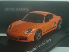 Minichamps Porsche Cayman S Sport (987), orange - 400 065625 - 1/43