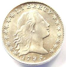 1795 Flowing Hair Half Dime H10C - ANACS VF30 Details - Rare Certified Type Coin