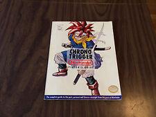 Chrono Trigger (Super Nintendo, SNES) Strategy Guide / Player's Guide