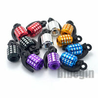 New Grenade Alloy Dust Caps Cycle Motor-Bike Bicycle MTB BMX Car Tyre Valve