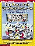Easy Ways to Make Technology Work for You: From Grade Books to Graphic Organizer